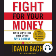 Fight For Your Money