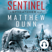 Sentinel: A Spycatcher Novel