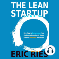 The Lean Startup