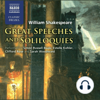 Great Speeches & Soliloquies of Shakespeare