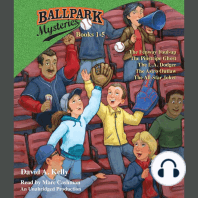 Ballpark Mysteries Collection