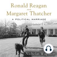 Ronald Reagan and Margaret Thatcher