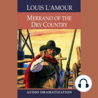 Merrano of the Dry Country