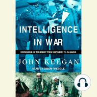 Intelligence in War