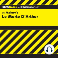 Le Morte D'Arthur (The Death of Arthur)