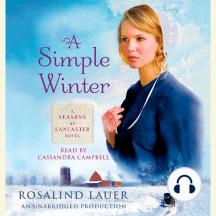 A Simple Winter: A Seasons of Lancaster Novel