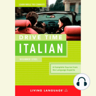 Drive Time Italian
