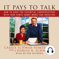 It Pays to Talk