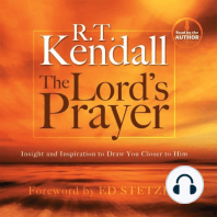 The Lord's Prayer: Insight and Inspiration to Draw You Closer to Him