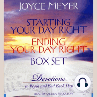 Starting Your Day Right/Ending Your Day Right Box Set