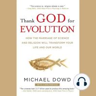 Thank God for Evolution