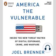 America the Vulnerable