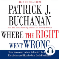 Where the Right Went Wrong