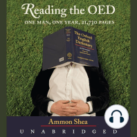 Reading the OED
