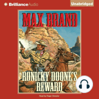 Ronicky Doone's Reward