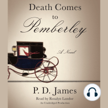 Death Comes to Pemberley: A Novel