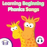 Learning Beginning Phonics Songs