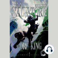 The Orc King: Transitions, Book 1