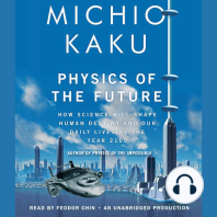 Physics of the Future