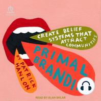 Primal Branding