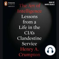 The Art of Intelligence