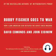 Bobby Fischer Goes to War: The True Story of How the Soviets Lost T