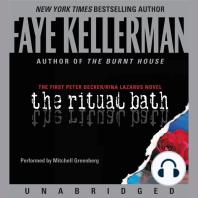 The Ritual Bath