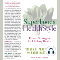 SuperFoods Audio Collection