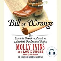 Bill of Wrongs