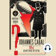 Johannes Cabal the Detective