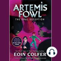 Artemis Fowl 4