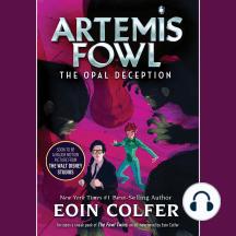 Artemis Fowl 4: Opal Deception