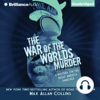 The War of the Worlds Murder