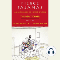 Fierce Pajamas: Selected Humor Writing from The New Yorker