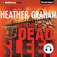 Let the Dead Sleep