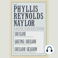 The Phyllis Reynolds Naylor Value Collection