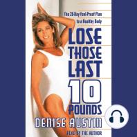 Lose Those Last Ten Pounds