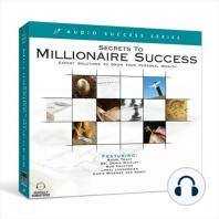 Secrets to Millionaire Success