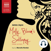 Molly Bloom's Soliloquy from Ulysses