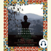 Mountains Beyond Mountains (Adapted for Young People)