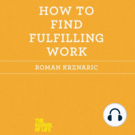 How to Find Fulfilling Work