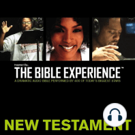 Inspired By ... The Bible Experience: New Testament