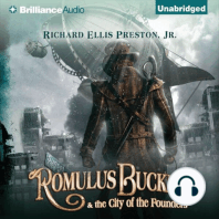 Romulus Buckle & the City of the Founders