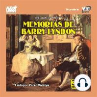 Memorias De Barry Lindon