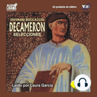 El Decameron - Selecciones