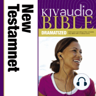 KJV New Testament Dramatized Audio
