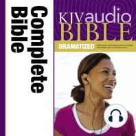 KJV Complete Bible Dramatized Audio
