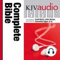 KJV Audio Bible, Pure Voice