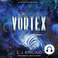 Vortex: Beyond Impossible, An Insignia Novel