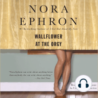 Wallflower at the Orgy